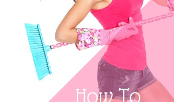 My Spring Cleaning Checklist {+ My Dirty Little Secret}