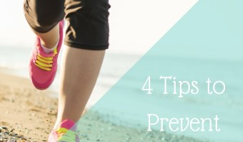 4 Tips to Prevent Running Injuries