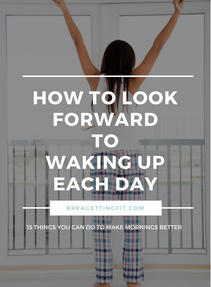 Waking Up Happier