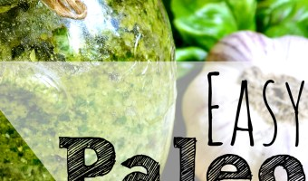 Easy Paleo Pesto Recipe