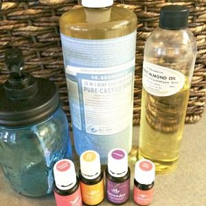face wash ingredients