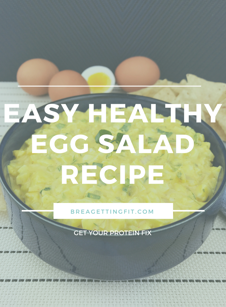 healthy egg salad recipe