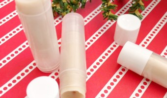 Homemade Chocolate Mint Lip Balm Recipe