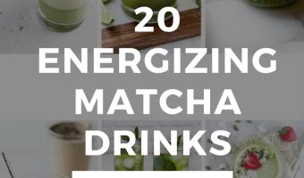 20 Energizing Matcha Drink Recipes