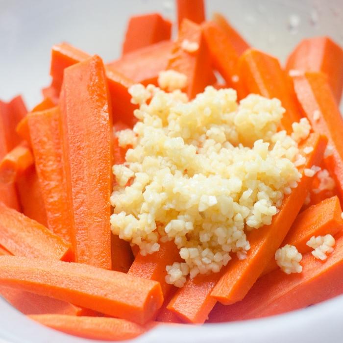 parmesan carrots