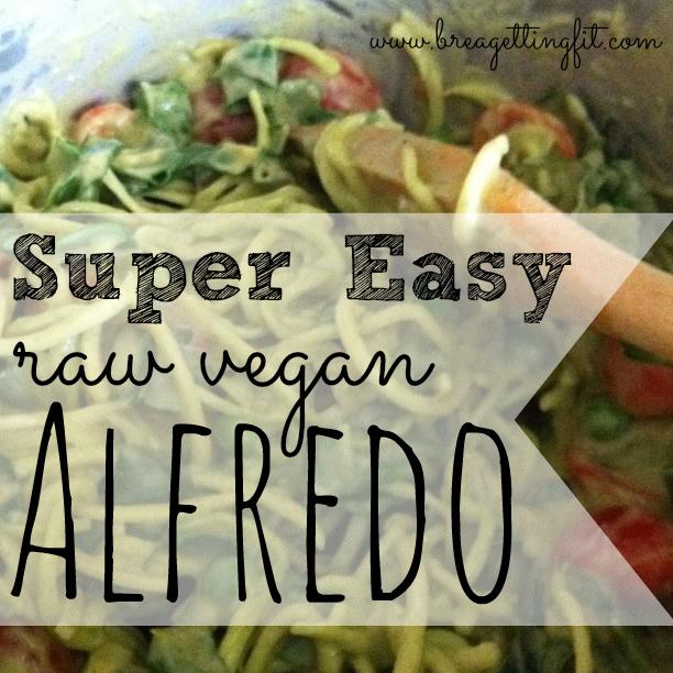 raw vegan alfredo recipe