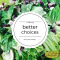 salute is a healthy alternative to eating out!