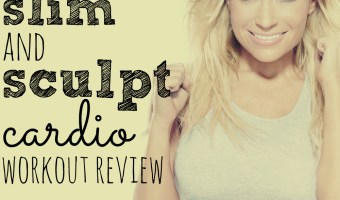 Tracy Anderson Method Slim & Sculpt Cardio Workout Review