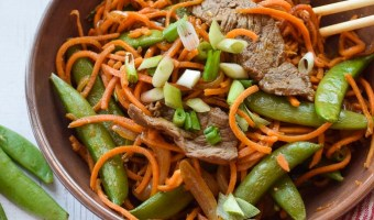 Easy and Healthy Spiralizer Recipes