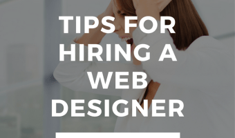 Tips For Hiring A Web Designer | My $1225 Mistake!