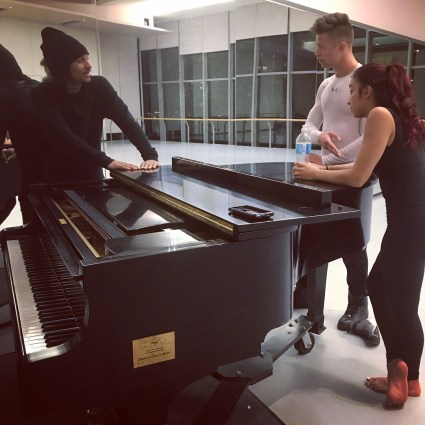 Laurent with Luka & Jenalyn