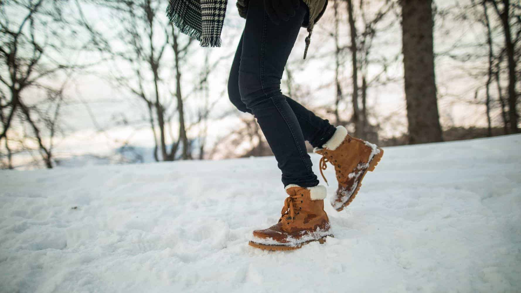are-timberland's-good-for-snow