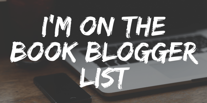 Book Blogger List