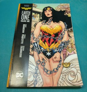 A graphic novel of Wonder Woman Earth One