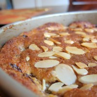 Apple and Sultana Cake