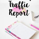January Traffic Report