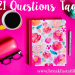 21 Questions Tag
