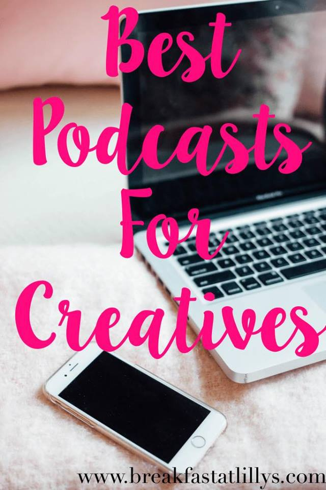 Best Podcasts for Creatives