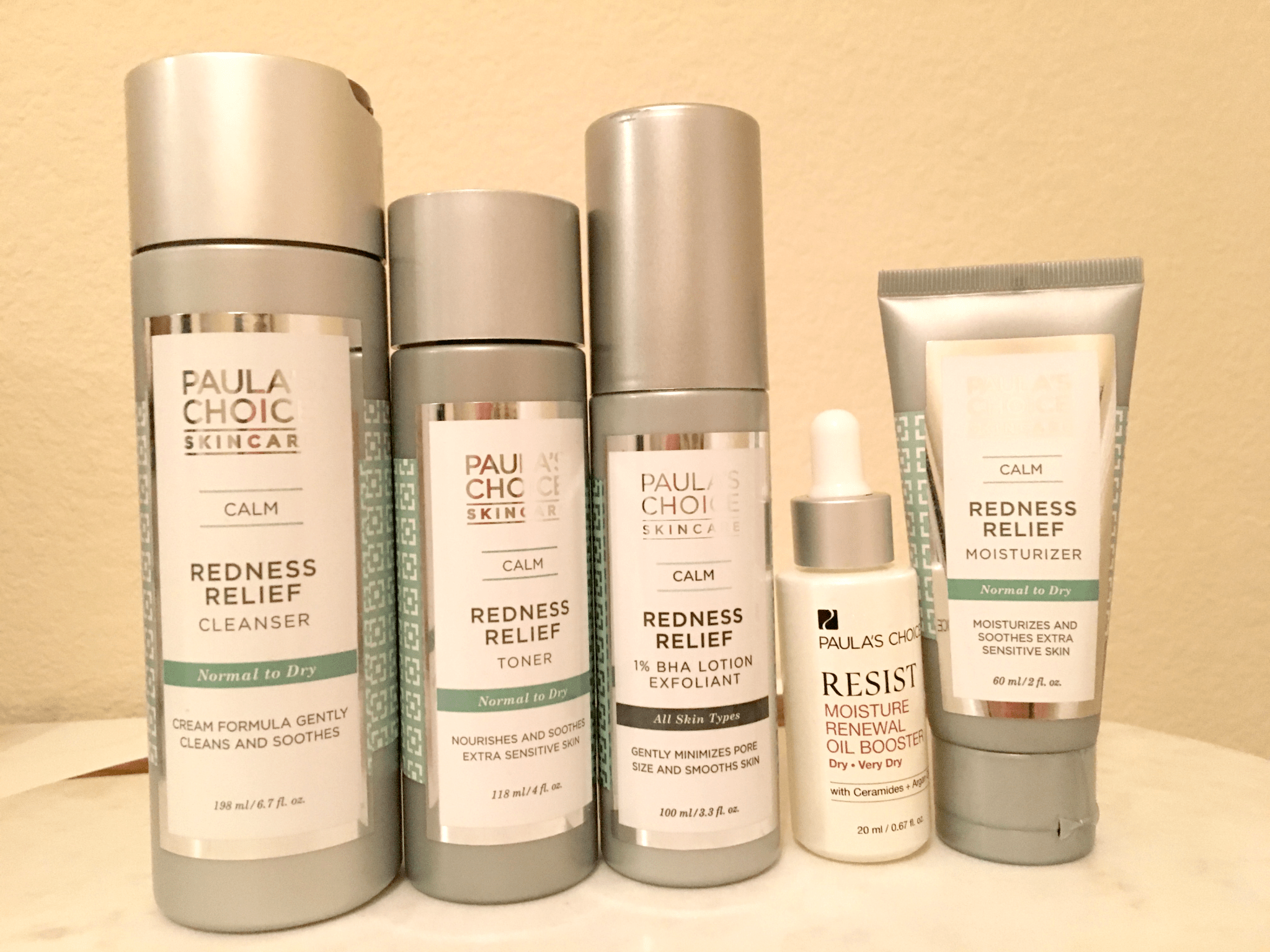 Finding the Perfect Skin Care Routine