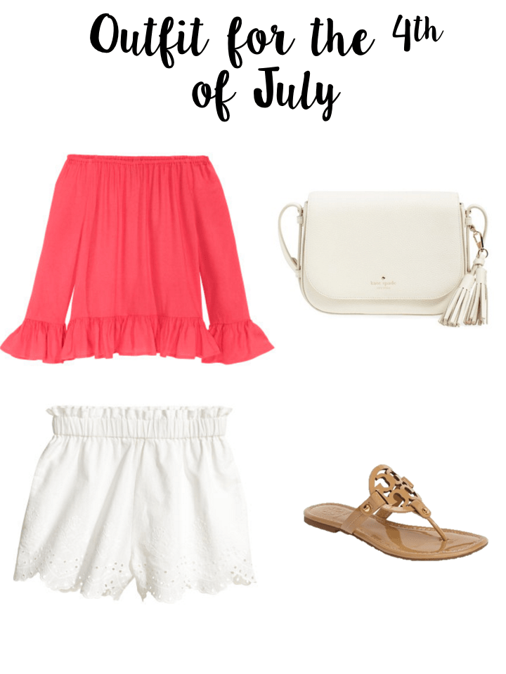 3 Outfits Perfect for the 4th of July