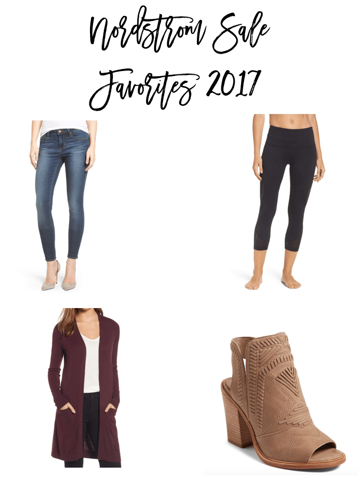 Check out my absolute must haves from the Nordstrom Anniversary sale.