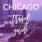 Today I'm sharing a comprehensive Chicago travel guide on Breakfast at Lilly's. If you're taking a trip to Chicago soon, then you're going to want to check this post out.
