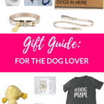 Today I'm sharing a gift guide for your pet + you too!