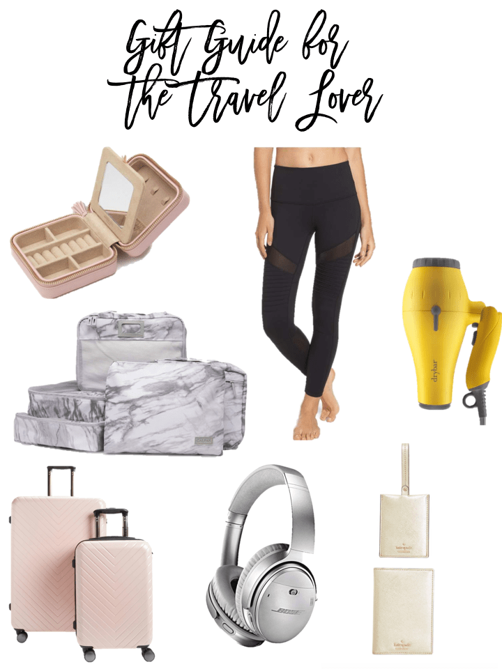 Gift Guide for the Travel Lover