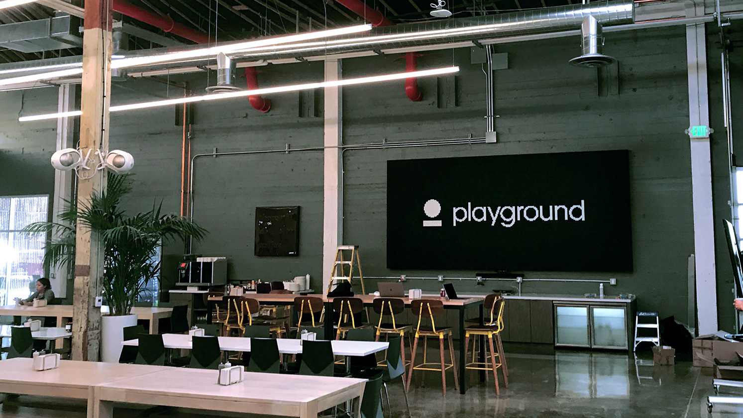 Flip-Discs 55 at Playground Global