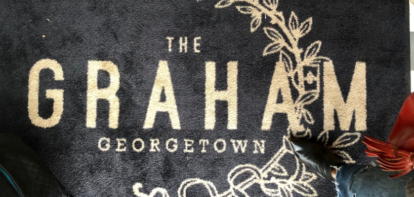 Doing It For The Graham: The Best Hotel In Georgetown