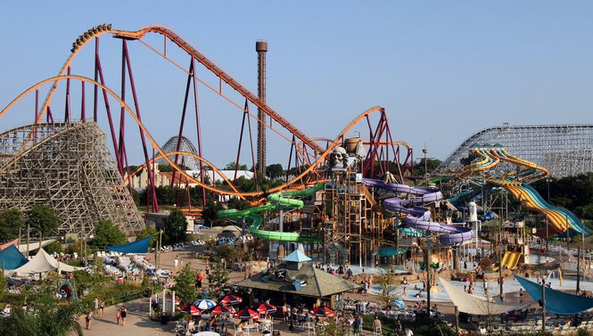 5 Amusement Parks Worth Visiting in the Mid-Atlantic Area