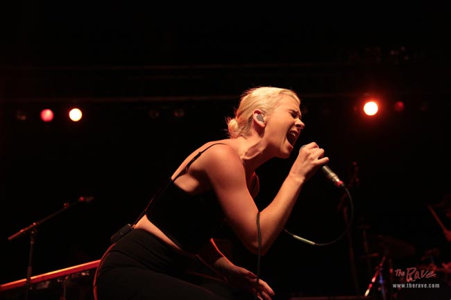 The broods Rave