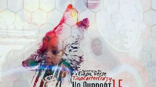 """Cover artwork for TinoCarterCrazy - """"No Support 1.5"""""""