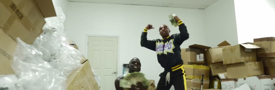 "Video still from WeUpNexxt Fresh & WeUpNexxt Great - ""Lil Bit"""