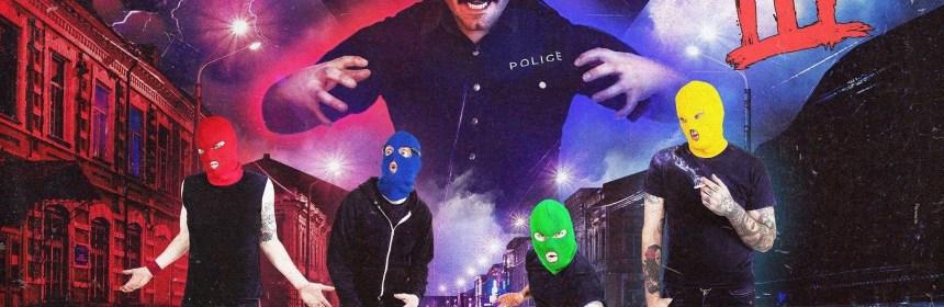 """Cover artwork for Masked Intruder - """"III"""""""