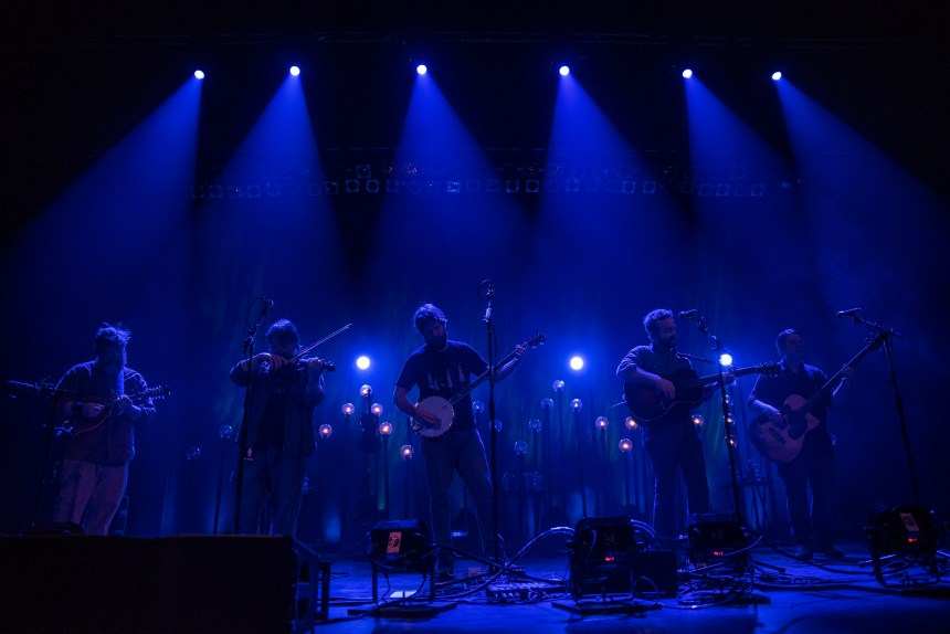 Trampled by Turtles live at the Riverside Theater