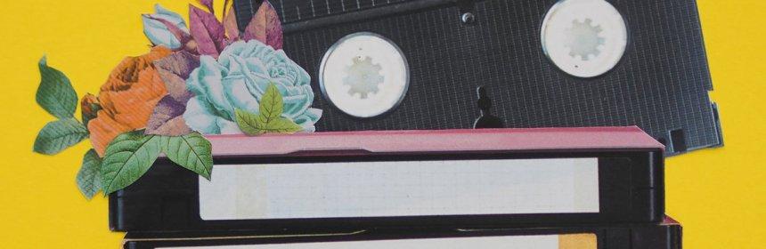 "Cover artwork for Dead Horses - ""Family Tapes"""