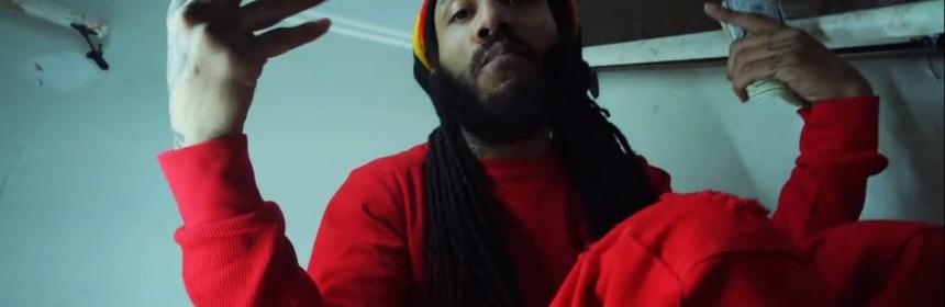 "Video still from Mathboi Fly - ""Westside Jumpshot"""