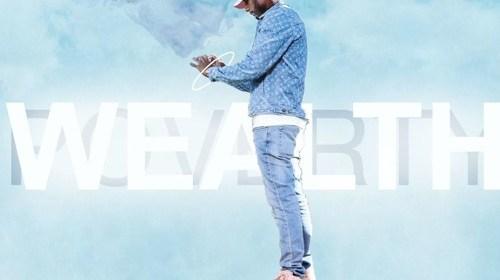 "Cover artwork for Maalik F - ""Wealth"""