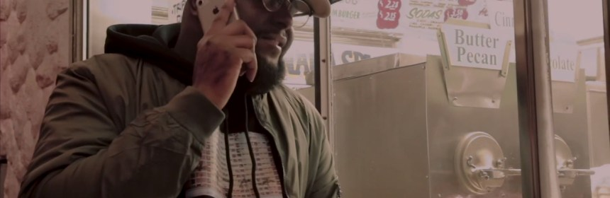 "Video still from Tr3y - ""Girls Need Love"""