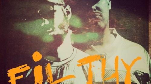 "Cover artwork for Taiyamo Denku Featuring Genesis Renji - ""Filthy"""