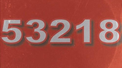 """Cover artwork for J-Lamo - """"53218"""""""