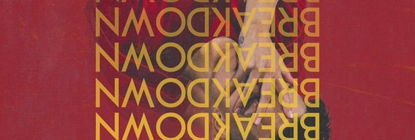 """Cover artwork for Shle Berry - """"Breakdown"""""""