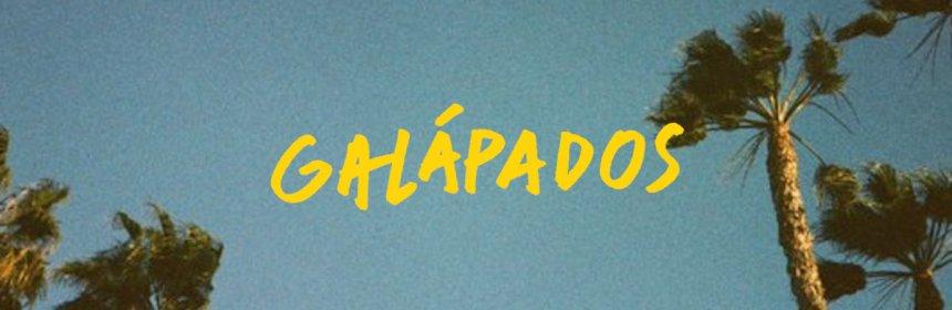 "Cover artwork for Paper Holland - ""Galapados"""
