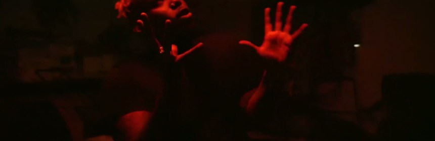 """Video still from Spaidez - """"Red Moon"""""""