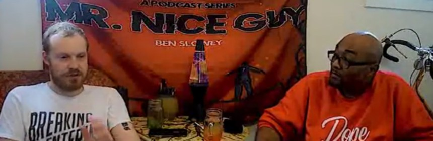 Mr. Nice Guy with Mic Crawf