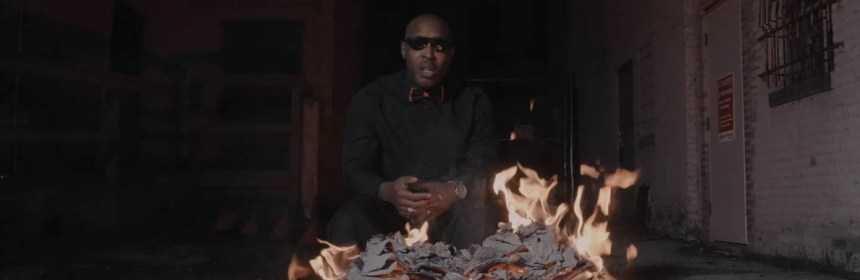 "Video still from Mr.Lloyd - ""Lit"""