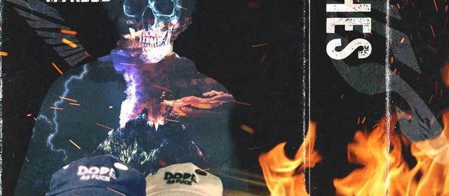 """Cover artwork for Myndd - """"Ashes"""""""