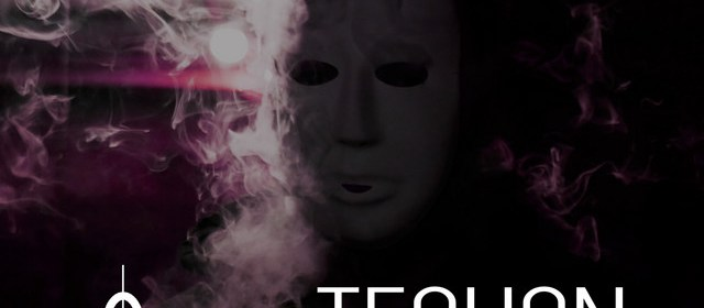 "Cover artwork for Techon - ""Shinin'"""