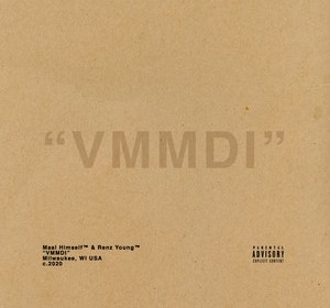 "Cover artwork for Renz Young Featuring Maal Himself - ""VMMDI"""